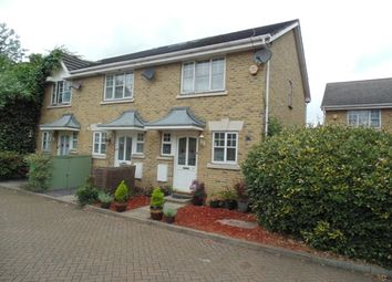 Thumbnail 2 bed end terrace house for sale in Chestnut Close, Shardeloes Road, London