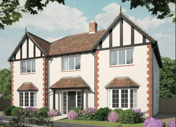 Thumbnail 5 bed detached house for sale in Cherry Orchard, Worcester, Worcestershire