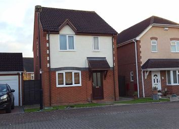 Thumbnail 3 bed detached house to rent in Chatsworth Road, Swindon