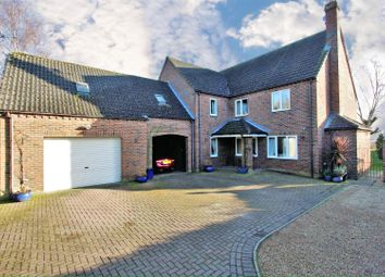 5 bed detached house for sale in Millthorpe, Sleaford NG34