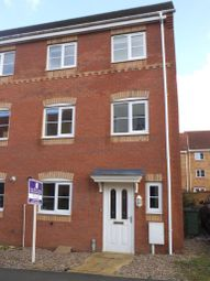 Thumbnail 4 bed property to rent in Wellingar Close, Thorpe Astley, Braunstone, Leicester