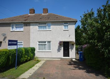 Thumbnail 2 bed semi-detached house for sale in Station Lane, Old Whittington, Chesterfield