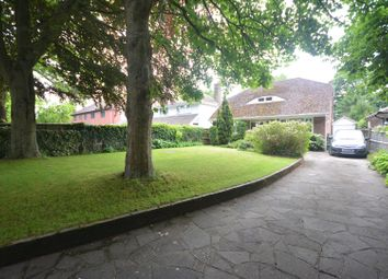 Thumbnail 4 bed detached bungalow for sale in Reigate Road, Ewell, Epsom