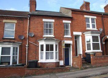 Thumbnail 2 bedroom terraced house to rent in Queen Street, Rushden, Oaa