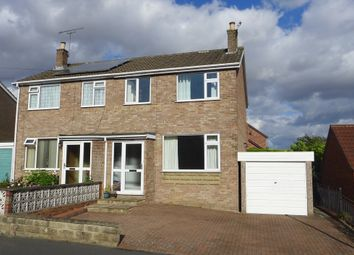 Thumbnail 3 bed semi-detached house for sale in Lark Hill Drive, Ripon