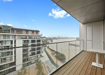 Thumbnail 1 bed flat to rent in Wyndham Apartments, 30 River Gardens Walk, London