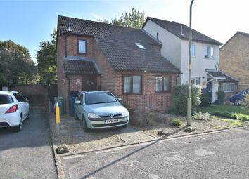 Thumbnail 1 bed end terrace house for sale in Broadfields, Littlemore, Oxford