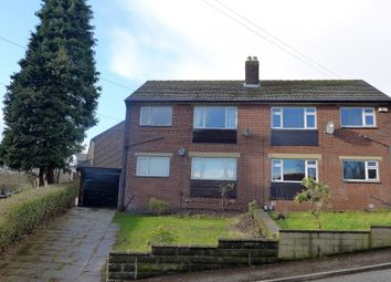 Thumbnail 2 bed flat for sale in Birkby Lodge Road, Huddersfield, West Yorkshire
