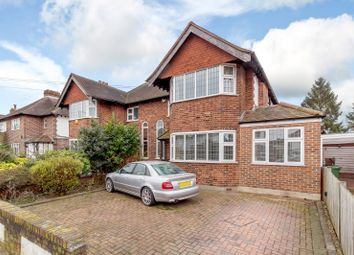 Thumbnail 3 bed semi-detached house for sale in Clarence Avenue, New Malden