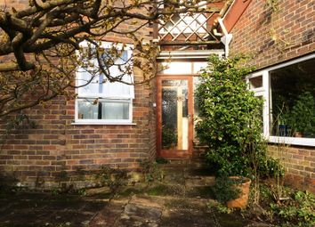 Thumbnail 1 bed flat to rent in Priory Road, Forest Row