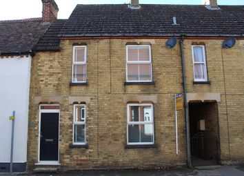Thumbnail 3 bed terraced house for sale in Mill Street, Gamlingay, Sandy