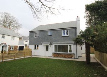 Thumbnail 4 bed detached house for sale in Plain-An-Gwarry, Redruth