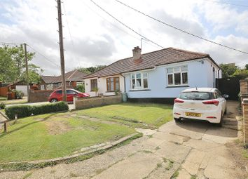 Thumbnail 3 bed bungalow for sale in York Avenue, Corringham, Essex