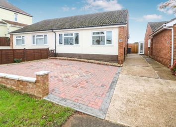 Thumbnail 2 bed semi-detached bungalow for sale in Wharf Road, Higham Ferrers
