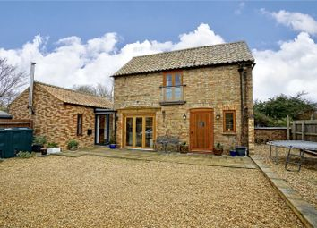 Thumbnail 3 bed detached house for sale in High Street, Catworth, Huntingdon, Cambridgeshire