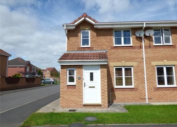 Thumbnail 4 bed semi-detached house for sale in Watermans Walk, Carlisle, Cumbria