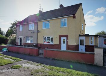 Thumbnail 3 bed semi-detached house for sale in Long Road, Mangotsfield