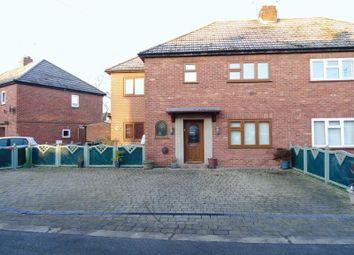 Thumbnail 3 bed semi-detached house for sale in Brownlow Crescent, Pinchbeck, Spalding