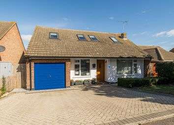 Thumbnail 4 bed detached bungalow for sale in Martindown Road, Seasalter, Whitstable
