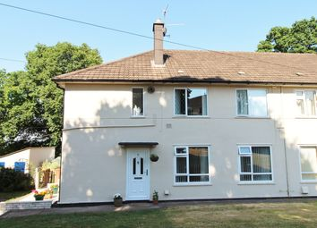 Thumbnail 2 bed flat for sale in Brynglas Close, Newport