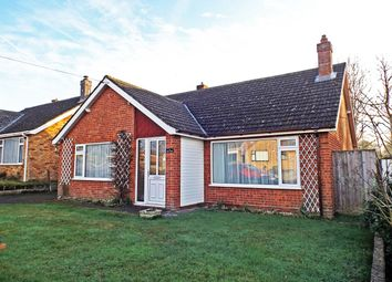 Thumbnail 2 bedroom bungalow for sale in St. Walstans Road, Taverham, Norwich