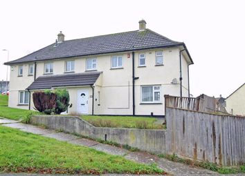 Thumbnail 3 bed semi-detached house for sale in Fegen Road, St Budeaux, Plymouth