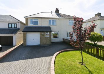 Thumbnail 4 bed semi-detached house for sale in Birling Road, Snodland