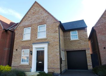 Thumbnail 3 bed detached house to rent in Selemba Way, Greylees, Sleaford
