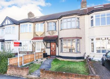 Thumbnail 3 bed terraced house for sale in Gidea Park, Romford, Essex