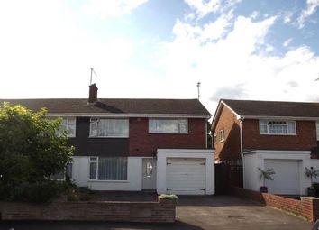 Thumbnail 3 bed semi-detached house for sale in Colebridge Avenue, Elmbridge, Gloucester, Gloucestershire
