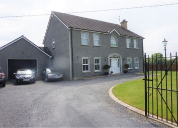 Thumbnail 4 bed detached house for sale in Drumnagoon Road, Portadown, Craigavon