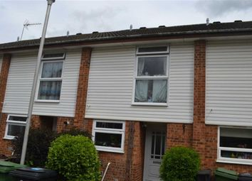 Thumbnail 2 bed terraced house for sale in Westfield Court, St Albans, Herts