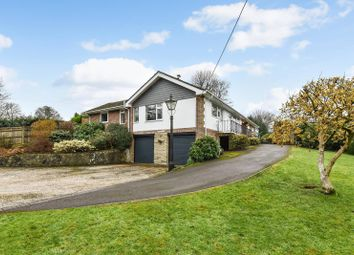 Thumbnail 4 bed detached bungalow for sale in New Barn Lane, West Chiltington, West Sussex