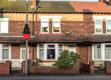 Thumbnail 2 bedroom terraced house for sale in Barlby Road, Selby