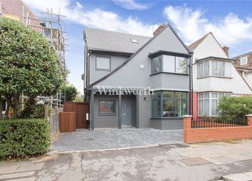 Thumbnail 5 bed semi-detached house for sale in Rodborough Road, London