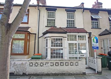 Thumbnail 4 bed terraced house to rent in Bull Road, Stratford