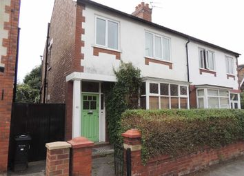 Thumbnail 3 bed semi-detached house for sale in Ripley Avenue, Great Moor, Stockport