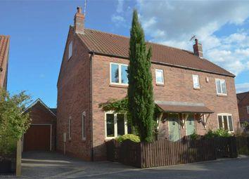 Thumbnail 3 bed semi-detached house for sale in Belfields Yard, Edingley, Nottinghamshire