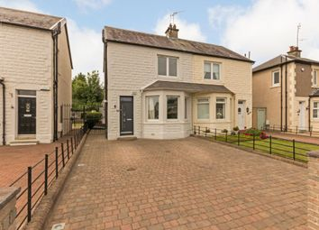 Thumbnail 3 bed semi-detached house for sale in 92 Marionville Avenue, Edinburgh