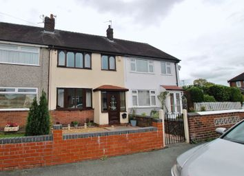 Thumbnail 3 bed terraced house for sale in Irwell Road, Lower Walton