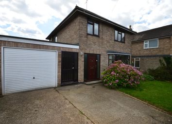 Thumbnail 3 bed detached house to rent in Grange Road, Stanion, Kettering, Northamptonshire