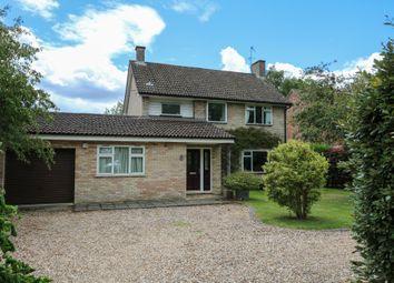 Thumbnail 4 bed detached house for sale in Bourn Bridge Road, Little Abington, Cambridge