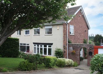 Thumbnail 3 bed semi-detached house for sale in Knoll Wood Park, Horsforth, Leeds