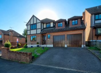 Thumbnail 4 bed detached house for sale in Hedge End, Southampton, Hampshire