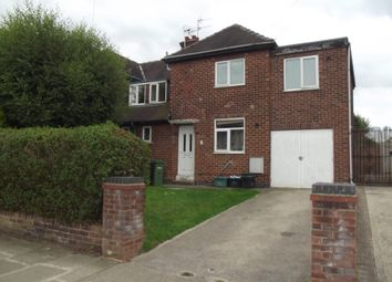 Thumbnail 6 bed semi-detached house for sale in Bad Bargain Lane, York