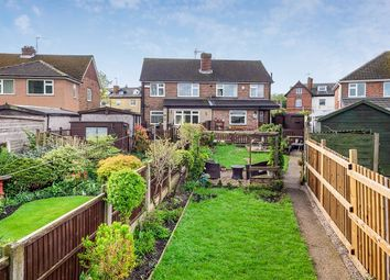 Thumbnail 3 bed semi-detached house for sale in Greenhills Road, Nottingham