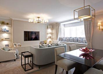 Thumbnail 2 bedroom flat to rent in Greville House, Kinnerton Street, Belgravia