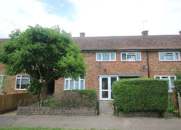 Thumbnail 3 bed terraced house to rent in Taynton Drive, Merstham