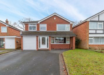 4 bed detached house for sale in Fowgay Drive, Shirley, Solihull B91