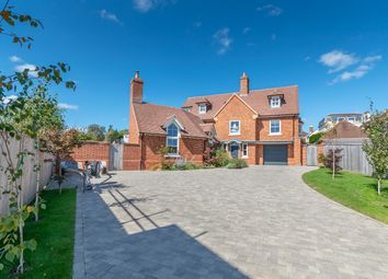 West Hayes, Lymington SO41. 4 bed detached house